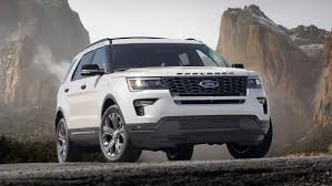 Ford Explorer Ecoboost - 2018 ford explorer sport review top speed