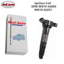 2002 toyota camry ignition coil aliexpress com buy original quality ignition coil oem 90919