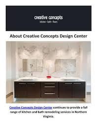 Bathroom Vanities Northern Virginia by Creative Concepts Design Center Issuu