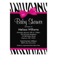 zebra baby shower zebra baby shower invitations babyshowerinvitations4u