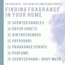fragrance is the new secondhand smoke eliminate synthetic