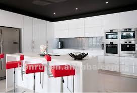 modele cuisine blanc laqué modele cuisine blanc laque 1 2 pac cuisson peinture blanc