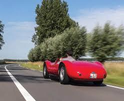 1954 maserati a6gcs maserati a6gcs road test drive