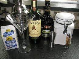 martini baileys got it cook it irish coffee martini with bailey u0027s whip cream