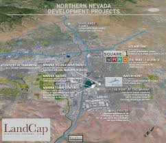 Sparks Nevada Map Landcap Investment Partners Llc The Yard A K A Burbon Square