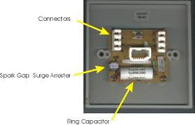 telephone socket wiring telephone engineer grays