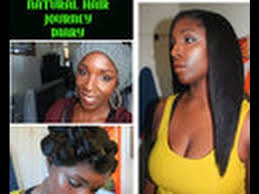 greaser hairstyle product natural hair journey diary twist out trials length check