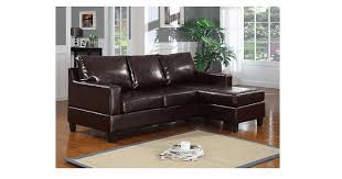 Reversible Sectional Sofa Hot Bonded Leather Reversible Sectional Sofa Just 249 Was 566