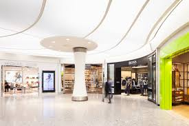 chapman taylor heathrow airport t2 luxury mall