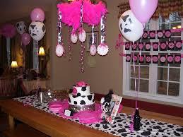 Birthday Decor Ideas At Home by Cute Decorating Ideas 16th Birthday Decorating Ideas Contemporary