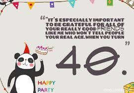 40th birthday quotes u2013 quotes
