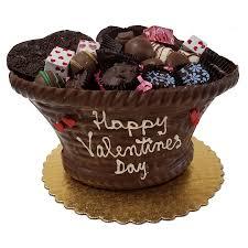 edible birthday gifts edible birthday chocolate gift basket maitland chocolate factory