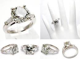 3 karat engagement ring 3 carat engagement ring on finger ring