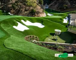 backyard putting green lighting why incorporate a bunker to backyard putting green image on terrific
