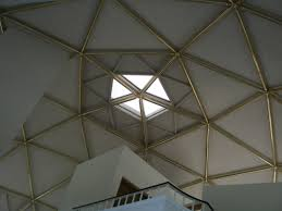 dome inc dome home manufacturing interior dome photo with brass pipe frame