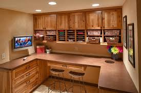Office Archives Storage  Closet - Kitchen cabinets for home office