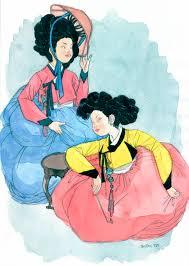 Pictura din timpul dinastiei Joseon Images?q=tbn:ANd9GcQeOBNZNS6z4t53sacUAyKOI_N2q7O-qO47neY8OiDDq1OqQx3w