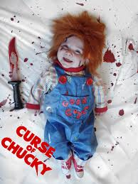 chucky costumes baby toddler costume curse of chucky babies