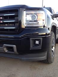 led lights for 2014 gmc sierra 1500 14 15 fog light replacement kit