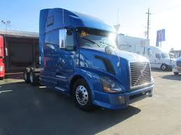 Used 2011 Volvo Vnl670 Sleeper For Sale In Ca 1050