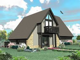 a frame house plans with garage a frame house plans the house plan shop