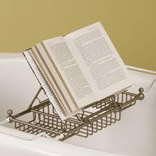 bathtub reading rack reading rack for eubank tub caddy bathroom