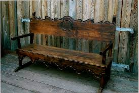 Antique Woodworking Benches Sale by Antique Wood Benches Catskill Mountains Antiques New York