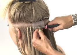microbead extensions micro bead types of hair extensions types of hair extensions