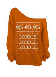 gobble up these 12 thanksgiving sweaters