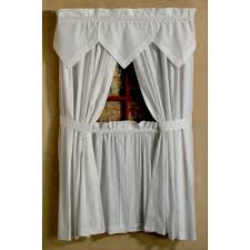Curtain Pairs Hemstitch Tailored Curtain Pairs And Valances Shopbedding