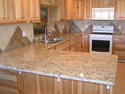 furniture great kitchen cabinet and tile backsplash with granite