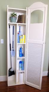10 best broom closets images on pinterest cleaning closet