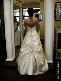 wedding dress bustle to bustle or not to bustle wedding dresses san diego california