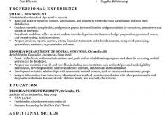 Sample Federal Government Resumes by Cozy Inspiration Sample Federal Resume 11 Federal Resume Format