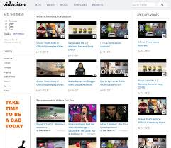 templates for video website 26 best free video blogger template like youtube techclient