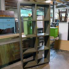 Cube Bookcase Tall Cube Bookcase Nadeau Chicago
