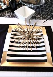 black and white table settings 10 gorgeous table setting ideas how to set your table shoproomideas