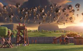 wallpaper coc keren for android 55 clash of clans hd wallpapers background images wallpaper abyss