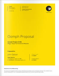 proposal template in word business proposal templates examples