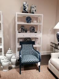 Patterned Armchair Beautiful Reasonable Living Room Furniture Using White Shelving