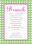 brunch invites brunch invitations luncheon invitations wedding brunch invitations