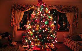 christmas tree house beautiful christmas tree decorations decor red home art decor 11604