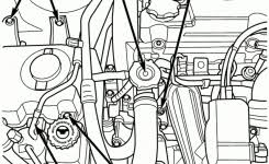 bmw e46 engine wiring harness diagram 1995 z28 a4 wiring intended