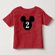 mickey mouse birthday shirt mickey mouse t shirts shirt designs zazzle