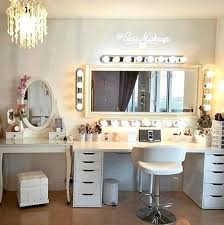 Makeup Vanity Table Ikea Make Up Vanity Table U2013 Thelt Co