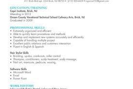 hair stylist resume template free hairdresser resume examples of resumes stylist resume objectives