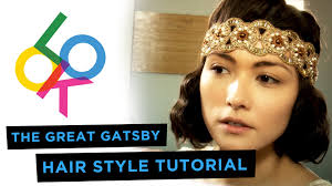 great gatsby hairstyles w pineda youtube