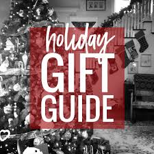 holiday gift guide for the modern pinch of yum