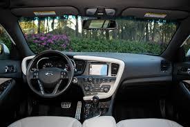 Optima Kia Interior 2013 Kia Optima Sx Limited Ridelust Review