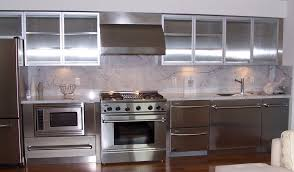 steel kitchen backsplash stainless steel kitchen cabinets french dining tables white kitchen